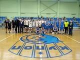 Награждение состоялось сразу после матча за третье место, в котором «барсы» обыграли клуб «Самара».